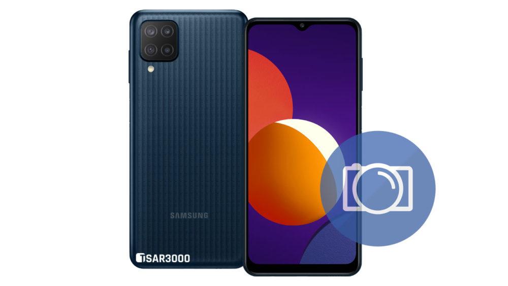 Take Screenshot in Samsung Galaxy M12