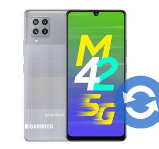 Samsung Galaxy M42 5G Software Update