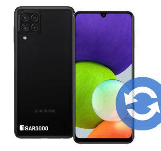 Samsung Galaxy A22 4G Software Update