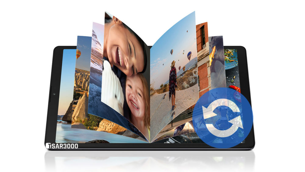 Samsung Galaxy Tab A7 Lite Software Update