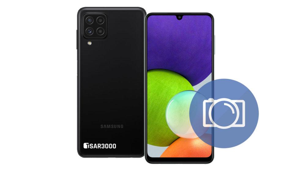 Take Screenshot Samsung Galaxy A22 4G