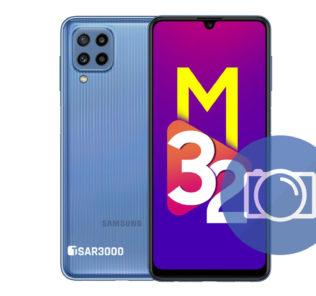 Take Screenshot Samsung Galaxy M32