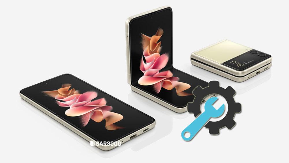 Factory Reset - Hard Reset Samsung Galaxy Z Flip3 5G
