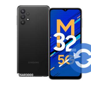 Samsung Galaxy M32 5G Software Update
