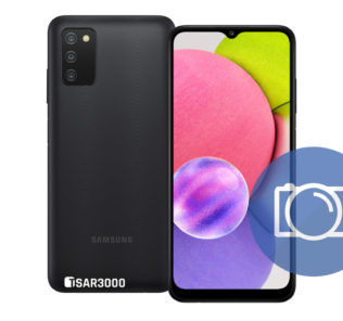 Take Screenshot Samsung Galaxy A03s