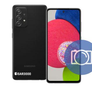 Take Screenshot Samsung Galaxy A52s 5G