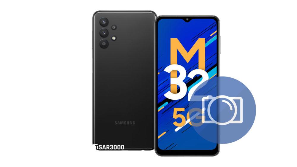 Take Screenshot Samsung Galaxy M32 5G