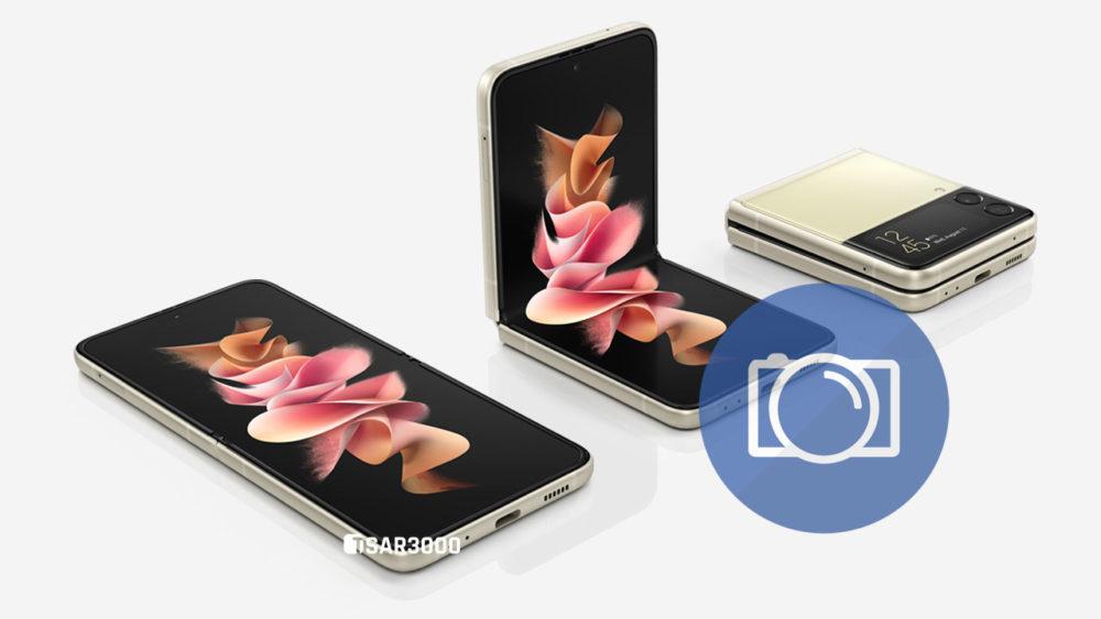 Take Screenshot Samsung Galaxy Z Flip3 5G