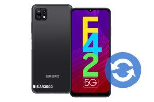Samsung Galaxy F42 5G Software Update