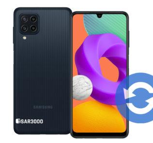Samsung Galaxy M22 Software Update
