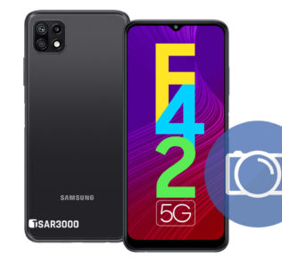 Take Screenshot Samsung Galaxy F42 5G