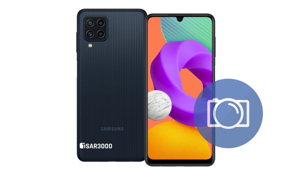 Take Screenshot Samsung Galaxy M22